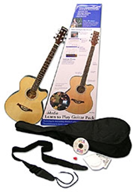 Picture of Learn to Play Guitar Bundle