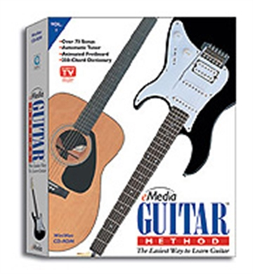 Picture of Learn to Play Guitar CD Course