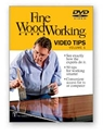 Picture of 50 Great Woodworking Tips on DVD