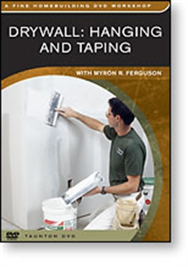 Picture of Drywall: Hanging and Taping Course
