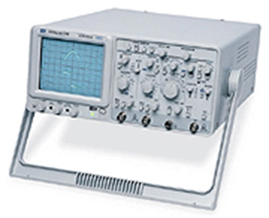 Picture of 50 MHz Oscilloscope Instek GOS-653G