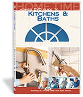 Picture of Kitchens & Baths DVD