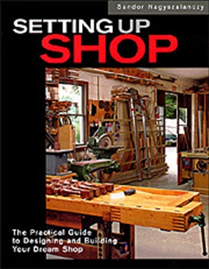 Picture of A Guide to Setting Up a Wood Shop