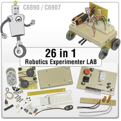 Picture of Robotics Course with Experimenter Lab