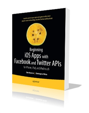 Picture of Beginning iOS Apps with Facebook and Twitter APIs