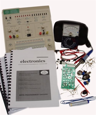 Picture of Electric Circuits Course with Lab