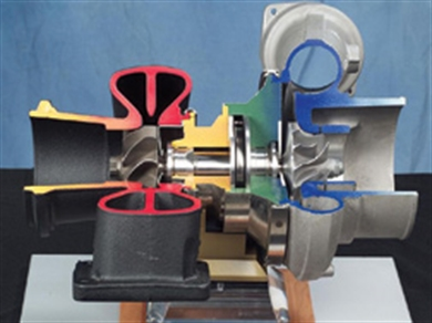Picture of Turbocharger Service DVD Course