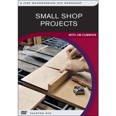 Picture of Small Shop Projects DVD