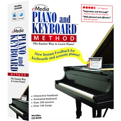 Picture of Learn to play Piano & Keyboard CD course