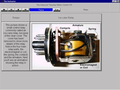 Picture of Motor Control Tutorial CD Course