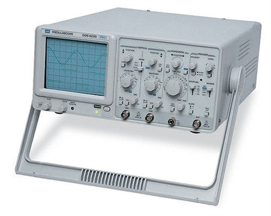 Picture of 20MHz Oscilloscope Instek GOS-622G