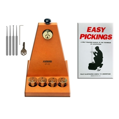 Picture of Lock Picking School in a Box