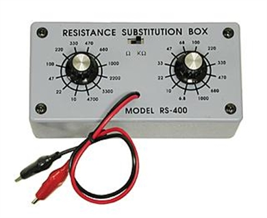 Picture of Resistor Substitution Box Kit