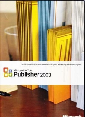 Picture of Microsoft Office Publisher