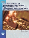 Picture of Microcontrollers and Embedded Systems with PIC18