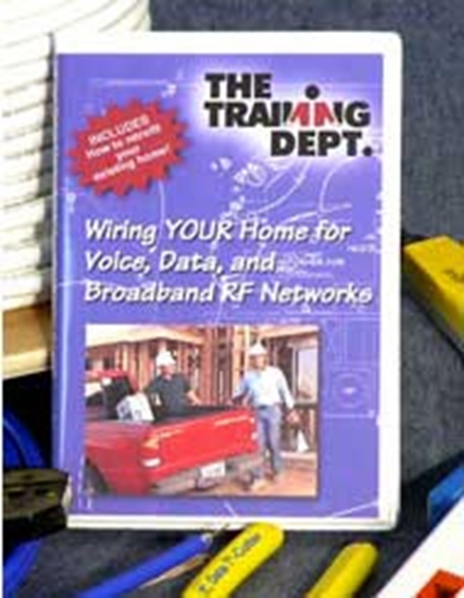 Picture of Wiring Your Home for Voice, Data, and Broadband RF