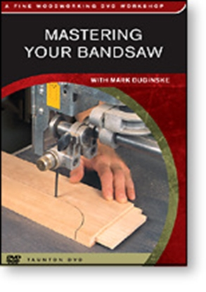 Picture of Mastering Your Bandsaw Course
