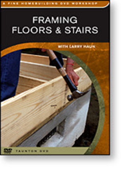Picture of Framing Floors & Stairs Course
