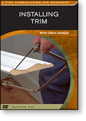 Picture of Installing Wood Trim Course