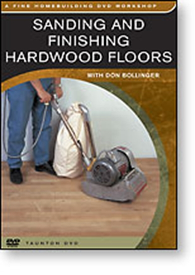 Picture of Sanding and Finishing Hardwood Floors Tutorial