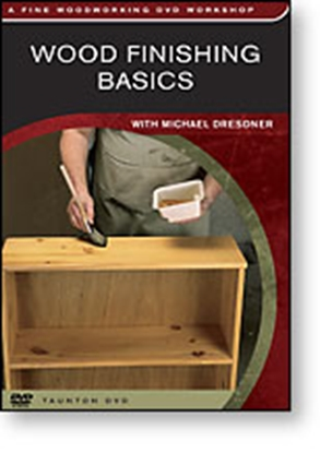 Picture of Wood Finishing Basics Course