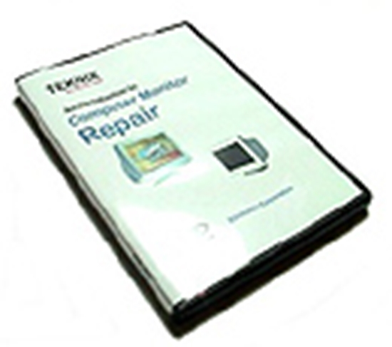 Picture of Learn Computer Monitor Repair DVD