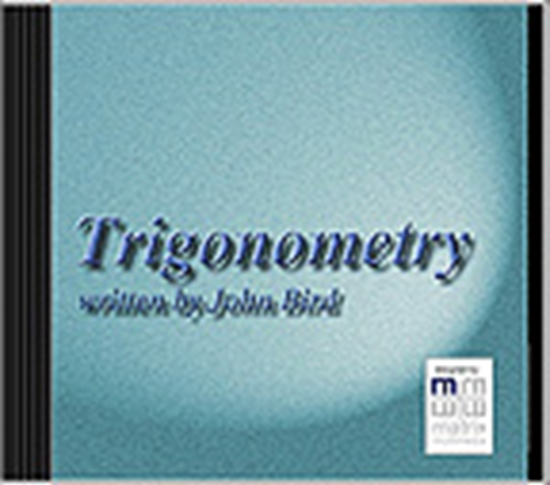 Picture of Trigonometry CD Tutorial