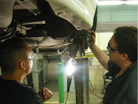 Picture of Braking System Repair DVD Course