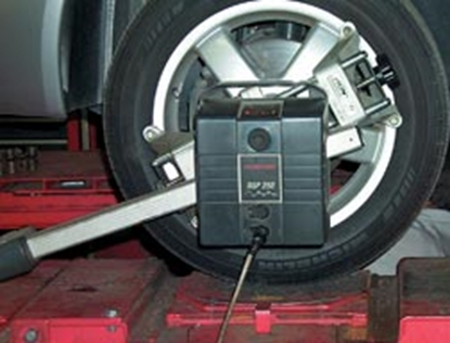 Picture of Automotive Body Alignment DVD Course