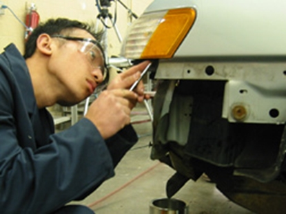 Picture of Miscellaneous Auto Body Repairs DVD Course