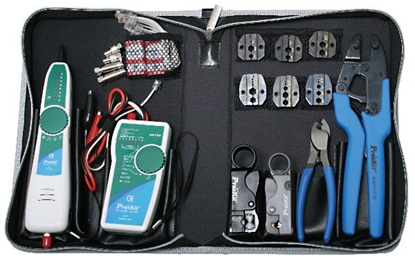Picture of HDTV Video RF Coaxial Cable Tool Kit