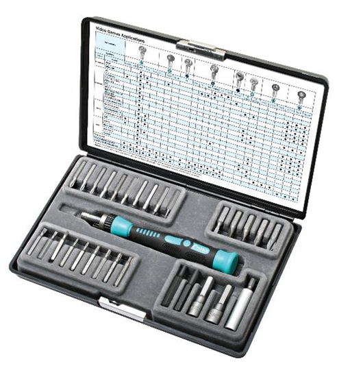 Picture of Video Game Screwdriver Set