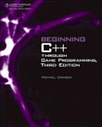 Picture of Introduction to C++ through Game Programming