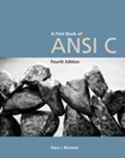 Picture of ANSI C Programming Course
