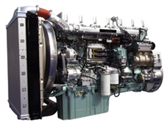Picture of Diesel Engine Reassembly DVD Course