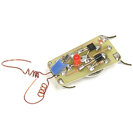 Picture of Little Jitterbug Robot Kit