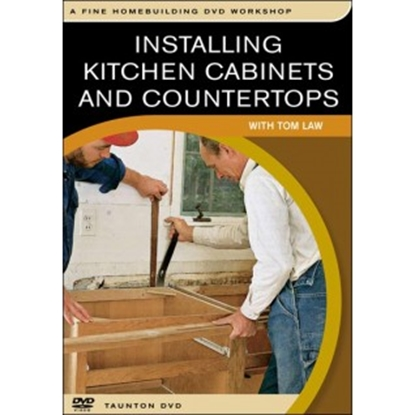 Picture of Installing Kitchen Cabinets and Countertops DVD