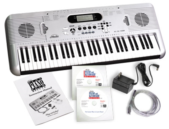 Picture of Learn to Play Keyboard Bundle