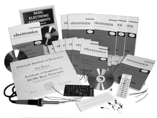 Picture of Basic Electronics Course