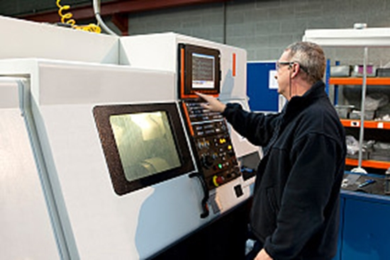 Picture of CNC Programming Principles and Applications Course