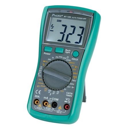 Picture for category Multimeters
