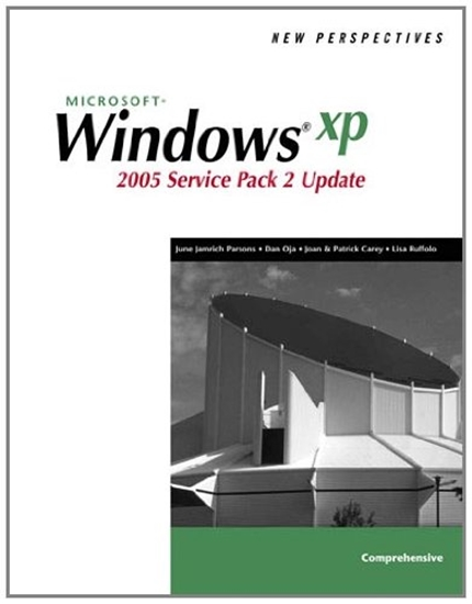 Picture of Windows XP 2005 Service Pack 2 Update