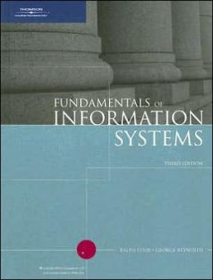 Picture of Fundamentals of Information Systems