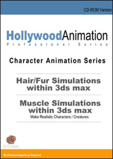 Picture of Hair, Fur & Muscle Simulation 3ds Max