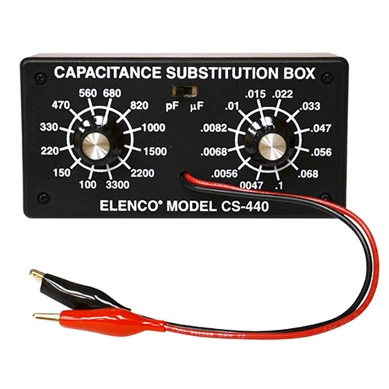 Picture of Capacitance Substitution Kit
