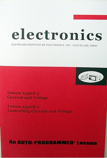 Picture of Current and Voltage (Lesson 1) & Controlling Current and Voltage (Lesson 2)