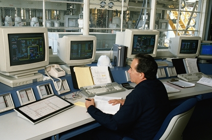 Picture of PLC Simulator Lab Course