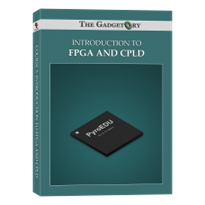 Picture of FPGA and CPLD DVD Course with Lab