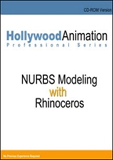 Picture of NURBS Modeling with Rhinoceros CD Course