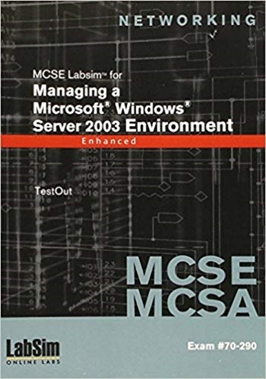Picture of SOLD OUT! MCSE Labsim CD